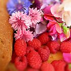 Home Baking & Summer Flowers by Mike Honour