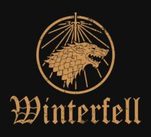 Winterfell Liquor by Alex Pawlicki