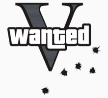 GTA Wanted t-shirt by plumpflower