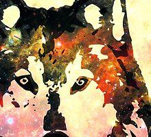 Night Wolf by Anastasiya Malakhova