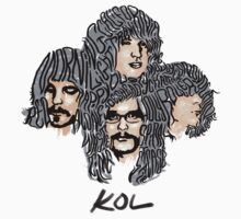 Kings of Leon by kevincharles