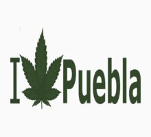 0011 I Love Puebla  by Ganjastan