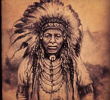 Indian Chief  by Kaitlin Hayes