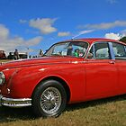 Jaguar Mark 2 by RedHillDigital