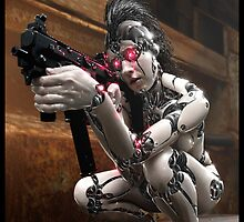 Cyberpunk Photography 061 by Ian Sokoliwski
