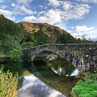Borrowdale Bridge by Mike Church