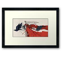 Santa Muerte Framed Print