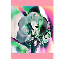 6541gi Orchid Goddess Photographic Print