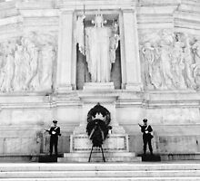 Guards Of Italia by Adrian Alford Photography