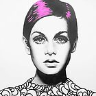 Twiggy by okeedoe