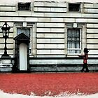 Buckingham Palace Guard by GryffinDesigns