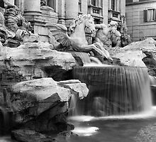 Trevi Fountain by Adrian Alford Photography