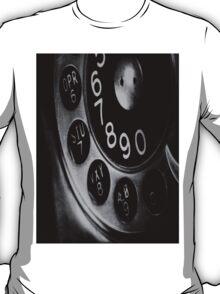 Vintage Phone T-Shirt