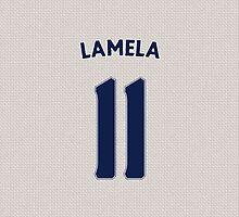 Tottenham - Lamela (11) by Thomas Stock