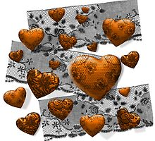 Golden Hearts & Old Lace by PrivateVices