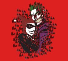 Joker and Harley Kids Clothes