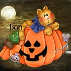 Someone Said BOO! by Penny Odom