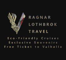 Ragnar Lothbrok Travel by artsandherbs