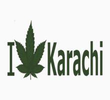 0030 I Love Karachi  by Ganjastan