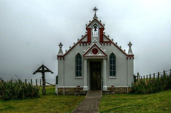 Italian Chapel, Orkney by Stephen Hall