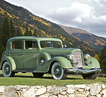1935 Buick Club Sedan by DaveKoontz
