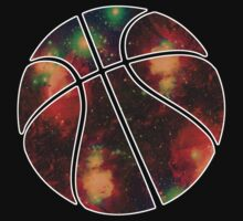 Basketball Galaxy Kids Clothes