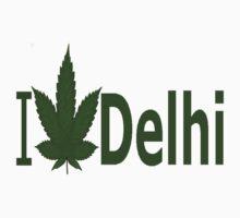 0037 I Love Delhi by Ganjastan