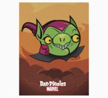Bad Piggies and Marvel villain mashup Green Goblin by designartbyfdc