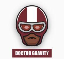 Kickass - Doctor Gravity by designartbyfdc