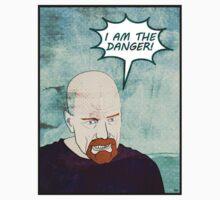 Walter White - I am the danger by designartbyfdc