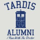 DOCTOR WHO TARDIS ALUMNI by thischarmingfan