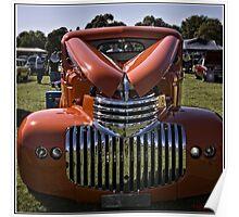 1946 Chev Pickup Poster