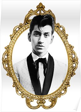 Alex Turner by danerys