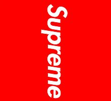SUPREME LOGO by Partyyysh