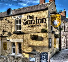 Sun Inn At Alnmouth by Andrew Pounder
