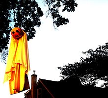 Dawn of the Ghost by Hallowaltz