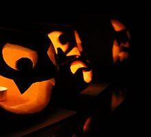Jack O Lanterns by Jack Butcher