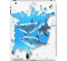 dolphins iPad Case/Skin