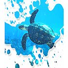 sacred honu by arteology