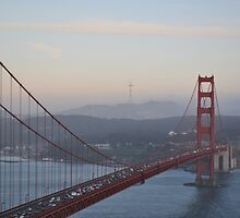 Golden Gate 10 by LeftCoastCreatv