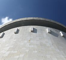 Wall  Cooling tower power plant by mrivserg