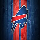 Buffalo Bills Stripe by sk2mb