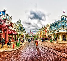 Main Street USA by FelipeLodi