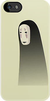Spirited Away - No face by PippoNoise