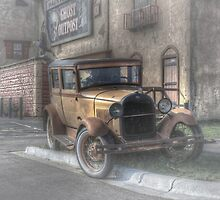 The Getaway Car by wiscbackroadz