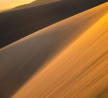 Warm Glow - Great Sand Dunes National Park, Colorado by Jason Heritage