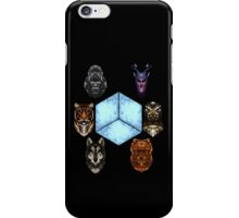 Teenagers with a death wish iPhone Case/Skin