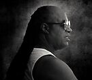 Stevie Wonder by Alex Preiss