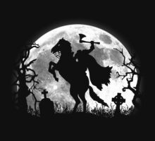 Headless Horseman by ChicoDesigns