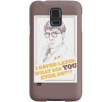 RUSHMORE - Max Fischer Samsung Galaxy Case/Skin